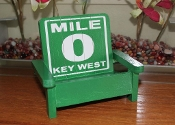 Key West Business Card Holder