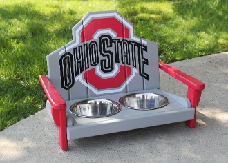 Ohio State Pet Feeder